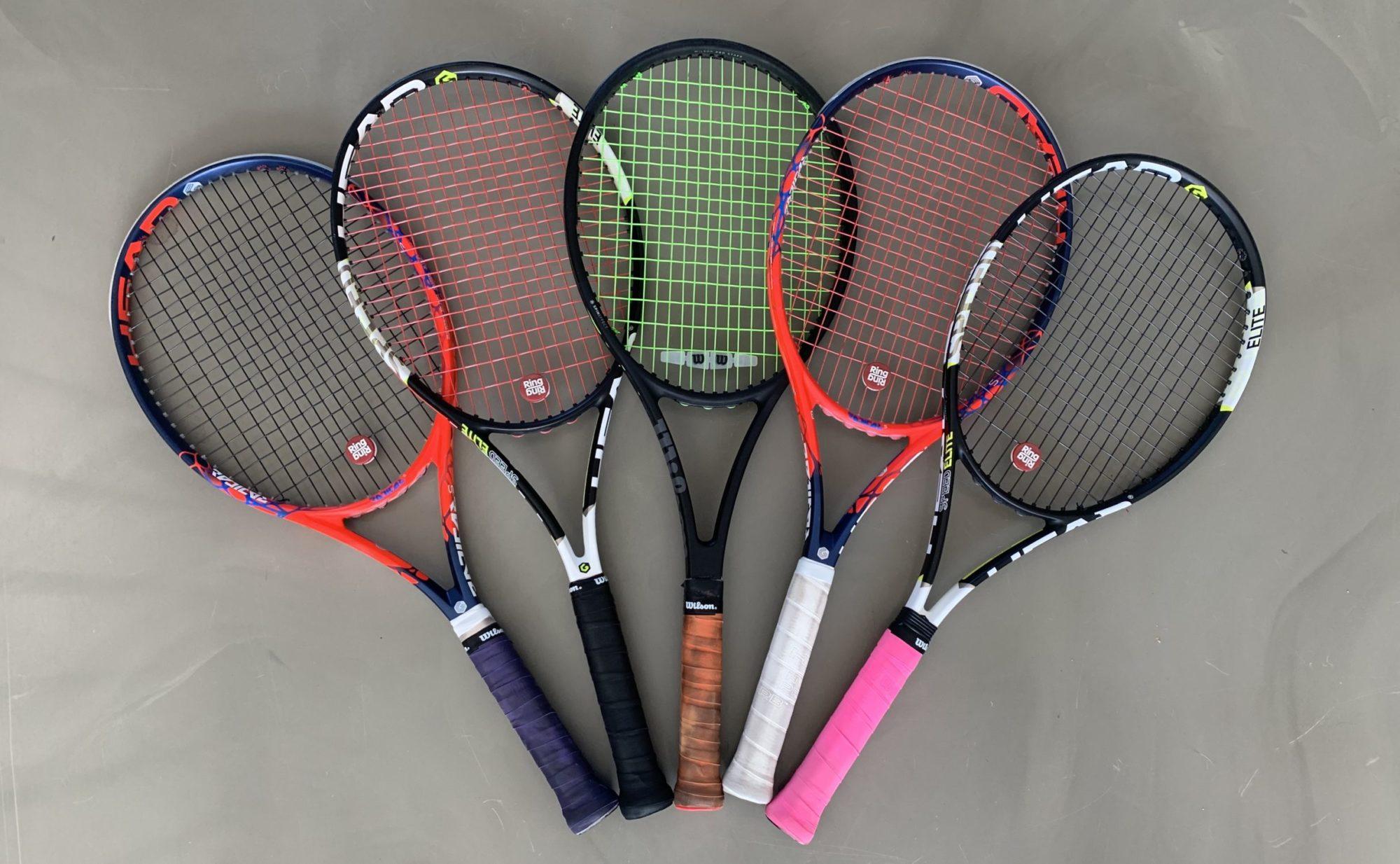 TennisRackets bespannen!